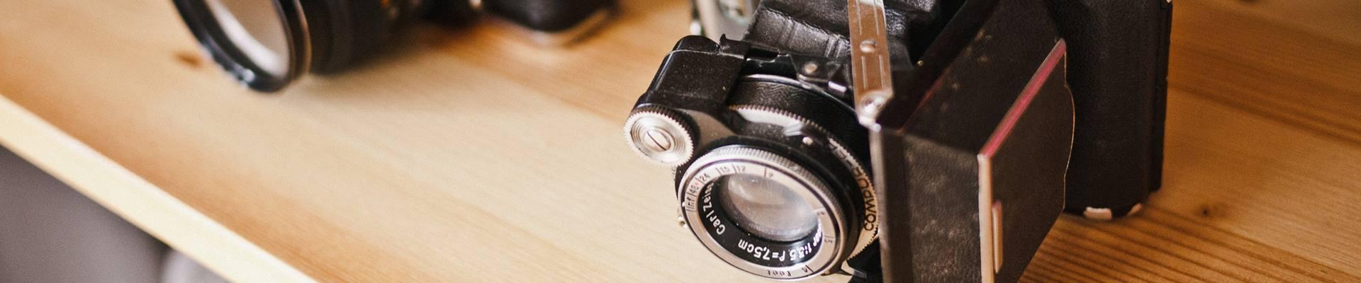 A professional camera
